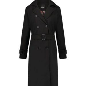 zwarte jas