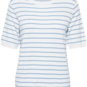 t shirt blauw streepje