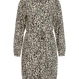 Kleedje met luipaard motief