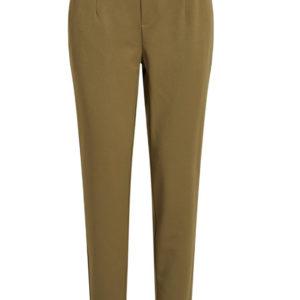 Olijf kleurige broek