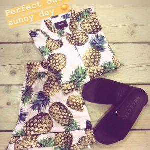 Short ananas