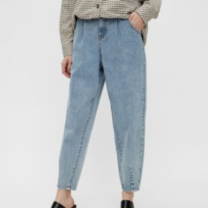 Hoge taille jeans