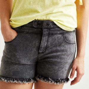 Jeans Short (grey)