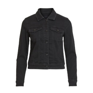 objwin denim jacket black