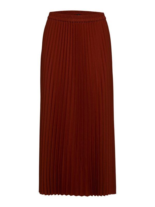 Midi Skirt Paprika