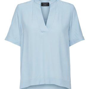 v-hals blouse