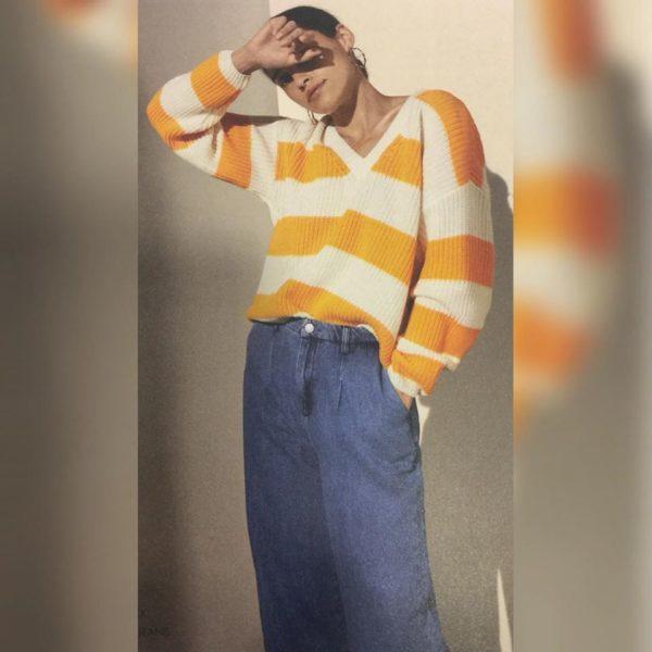 Wijde jeans High waist