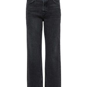 Donker grijze jeans