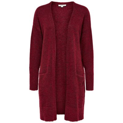 slflivana cardigan red